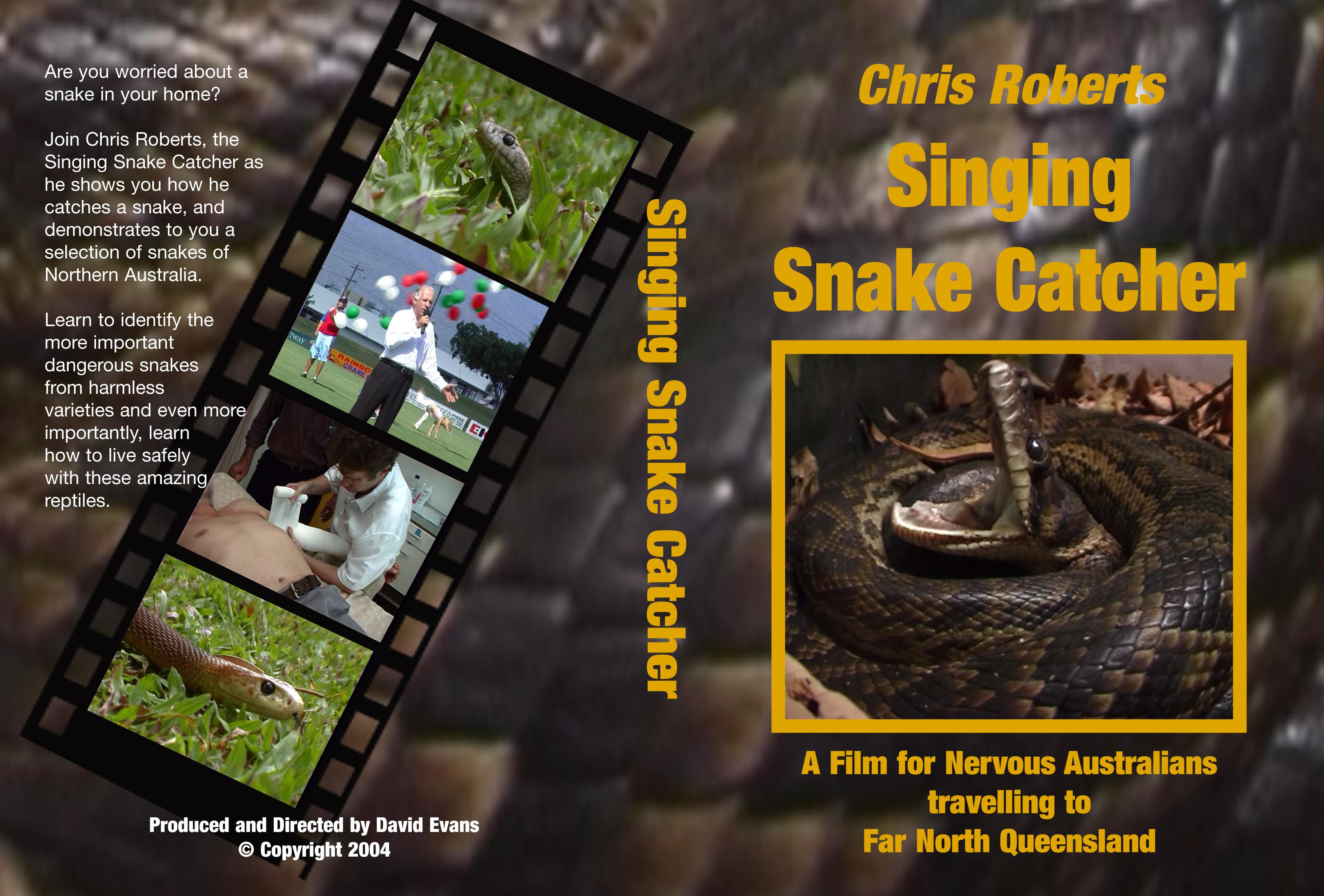 snake dvd